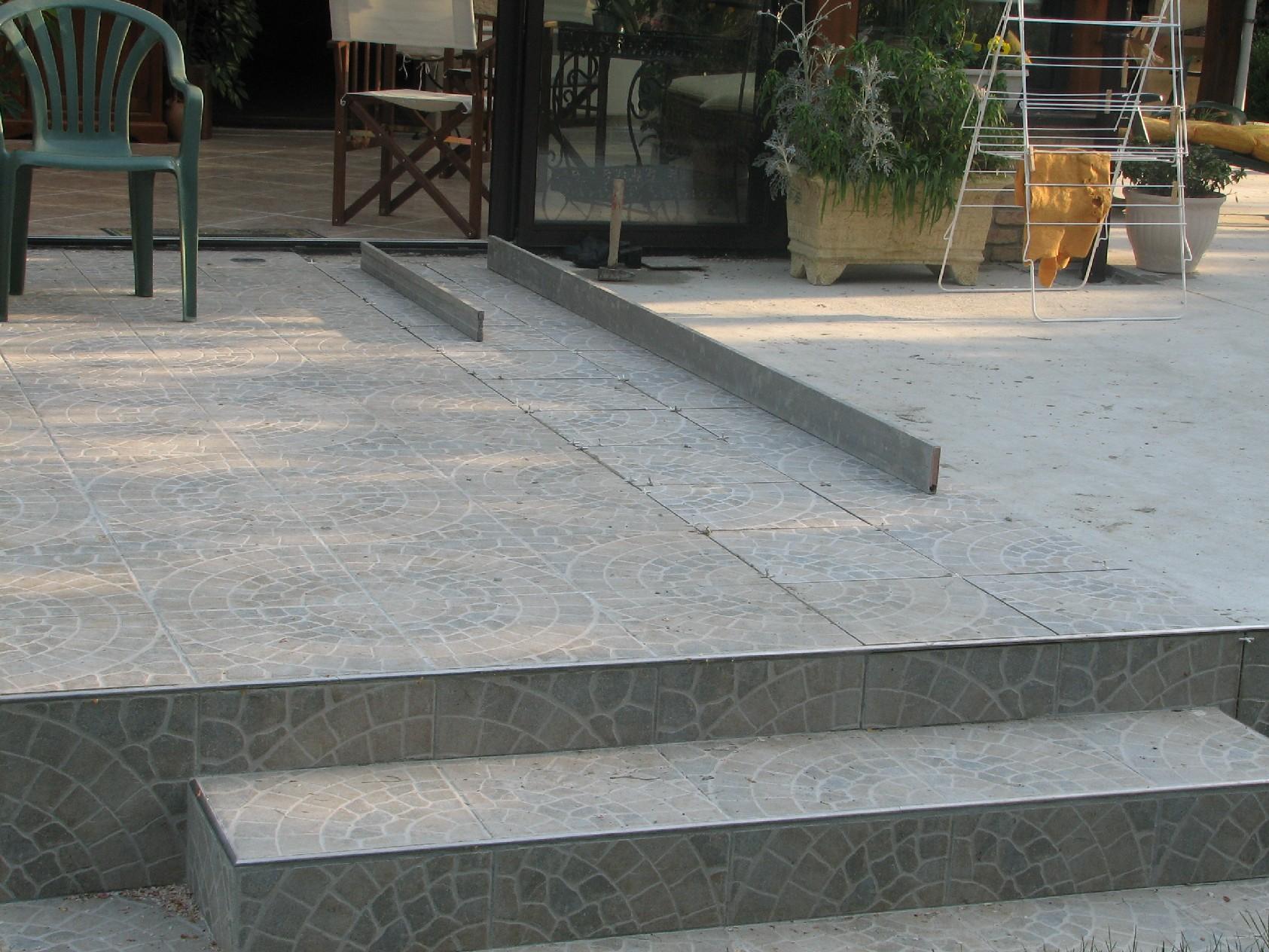 Pour communiquer avec aur line au sri lanka blog for Pose de carrelage terrasse